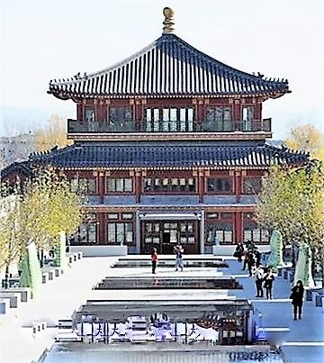 怀柔APEC会议新闻中心加固工程