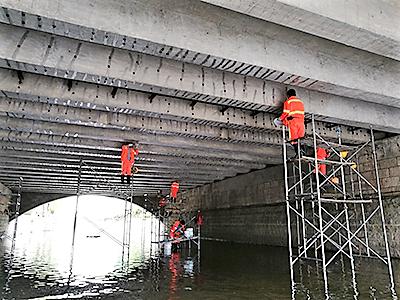 樱花东桥大修工程
