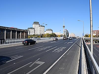 2016年三环主路(三元桥西-丽泽桥北)大修工程 第一标段(丽泽桥北-航天桥北)桥梁工程