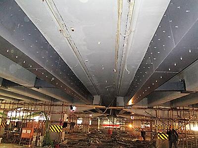 刘家窑桥大修工程