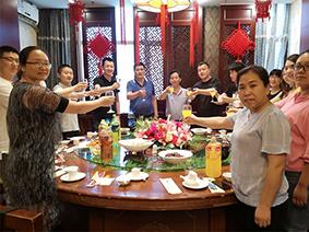 北京凯新浩达公司召开5月份工作会议