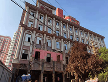 朝阳区幸福一村十巷2号楼1-5层内外装修工程项目
